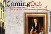 """Desde o dia 29 de setembro que o Museu Nacional de Arte Antiga (MNAA), expõe por Lisboa antiga 31 reproduções de obras primas, numa exposição intitulada """"ComingOut. E se o Museu saísse à rua?""""."""