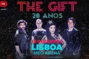 The Gift comemoram 20 anos com concertos em Lisboa e Guimarães
