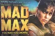 """Saga """"Mad Max"""" de volta aos cinemas"""