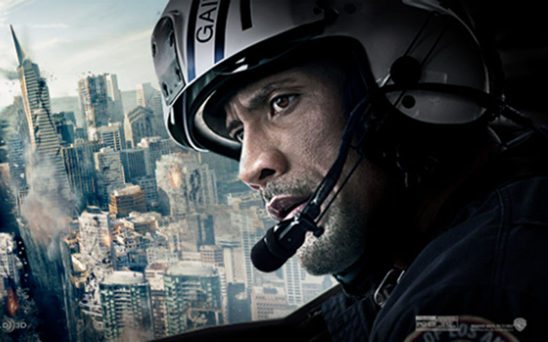 """""""San Andreas"""" chega aos cinemas"""