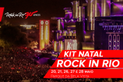 Rock in Rio- Kit Natal