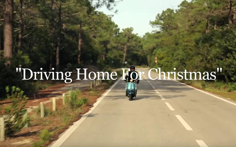 """David Fonseca """"Driving Home For Christmas"""""""