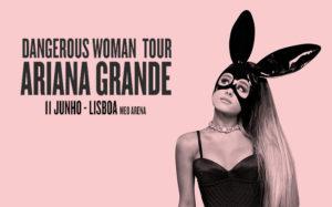 Ariana Grande @ MEO Arena | Lisboa | Lisboa | Portugal
