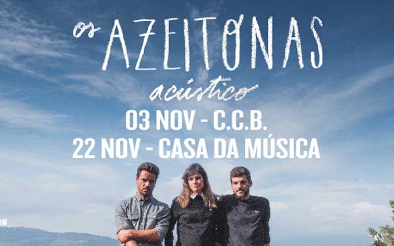 Os Azeitonas @ Casa da Música | Porto | Porto | Portugal