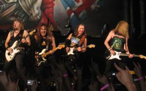 Iron Maiden @ Altice Arena | Lisboa | Lisboa | Portugal