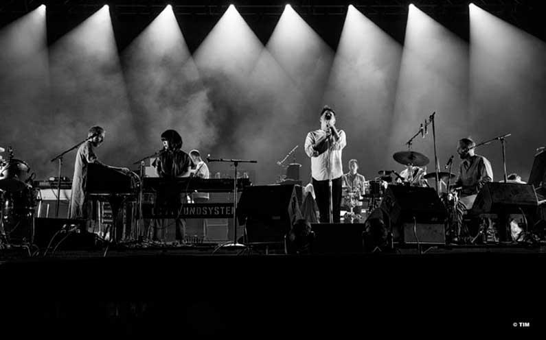 LCD Soundsystem @ Coliseu de Lisboa | Lisboa | Lisboa | Portugal