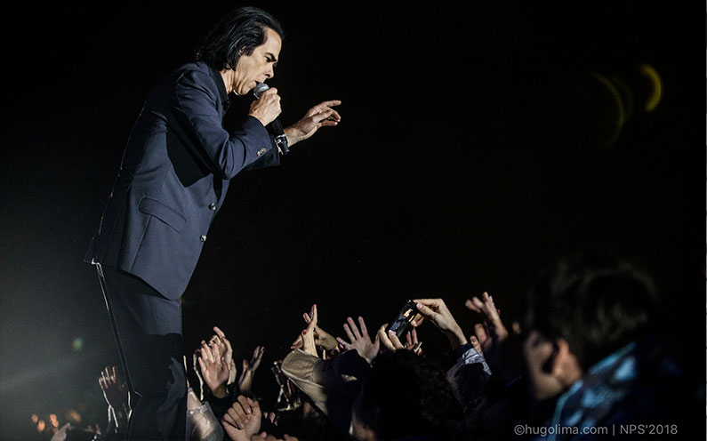 Nick Cave and The Bad Seeds @ Altice Arena