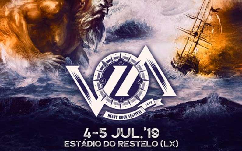 VOA - Heavy Rock Festival @ Estádio do Restelo